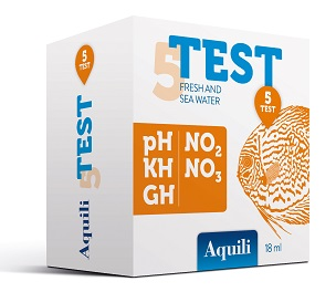 Aquili 5 tests in 1