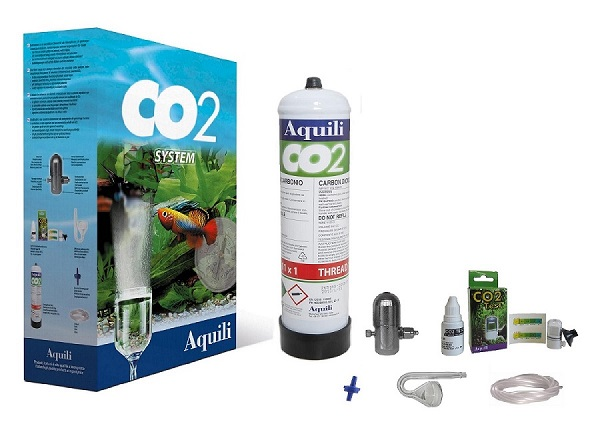 CO2 aquili system